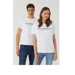 """Печать на белых футболках """"Унисекс"""""""