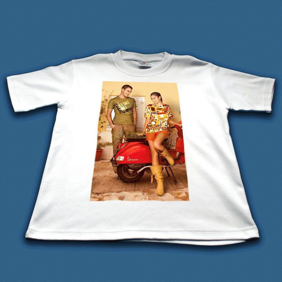 Печатаем футболки
